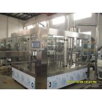 Quality Industrial Soda Water Filling Machine / Sparkling Water Processing Equipment for sale
