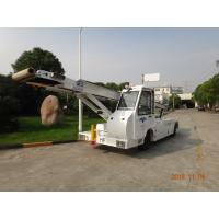 Quality Multipurpose Electric Conveyor Belt Loader Ground Support Equipment AC Motor Curtis Controller for sale