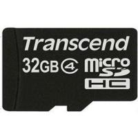 Buy cheap High Quality SDHC Transcend Micro SD Card 32GB (TC32) product