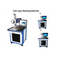 Quality 10640nm CO2 Laser Engraver Machine Model C02 Marking Machine For Non - Plastic for sale