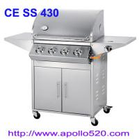 Quality Free Stand Gas Barbeque for sale