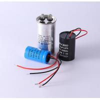 Quality 35uf Cbb60 Motor Run Capacitors for Water Pump aluminum shell for sale