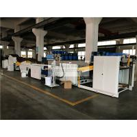 China Bottom Handle Automatic Paper Bag Making Machine With Tube Glue And Top Folding on sale