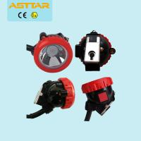 Quality 2020 ATEX certified miner's cap lamp and 6ah mining headlamp for sale for sale