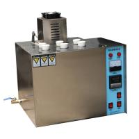 Buy cheap Wire Industry Cable Testing Equipment Thermostatic Control Oil Bath from wholesalers