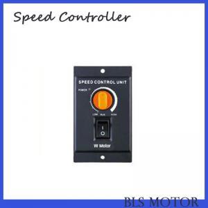 China AC motor electrical Governor 6W 15W 25W 40W 60W 90W 120W 200W Adjustable regulator speed controller on sale