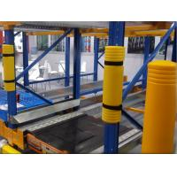 Quality Fabric Racking Plastic Column Protectors Warehouse Storage 1500 - 4500kgs/Level for sale