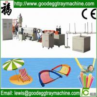 China Flower water noodle EPE Foam Extruder on sale