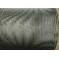 Quality Non Magnetic 316 7x19 Stainless Steel Wire Rope for sale