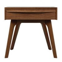 Quality Eco-Friendly Square MDF Smart Nightstand Desk In Living Room for sale