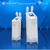 China multifunction ance removal device hot sale rf skin tightening SHR IPL E-light equipment on sale