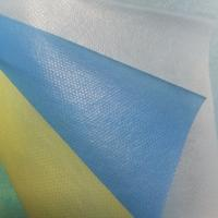 China Coated Laminated Non Woven Fabric / Disposable Non Woven Fabric For Medical Use on sale
