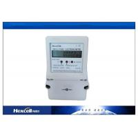 Quality Single Phase Digital Energy Meter DDS1088 Cyclometer , Two Wire Active Energy Meter for sale