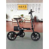 Quality China made 36V 7.8AH Li-ion, Li-polymer battery electrie bike mini folding electric bike for sale