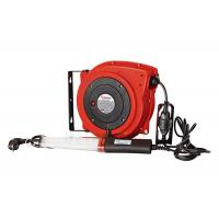 Buy 15 Meters Lengh Electric Cable Reel with LED And Fluorescent Work Lamp at wholesale prices