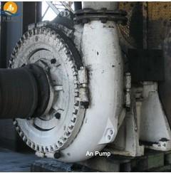 Quality 12/10G-GH gravel pump for sale