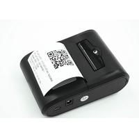 China Bluetooth interface 58mm paper width portable thermal printer support android systems on sale