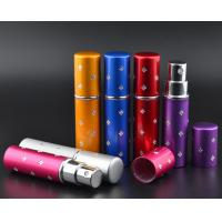 Quality Empty Small Perfume Atomiser Pocket , 5ml Thick Oil Perfume Travel Spray for sale