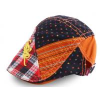 Quality Korean version of the new children in the spring sun hat clam stitching berets cap for sale