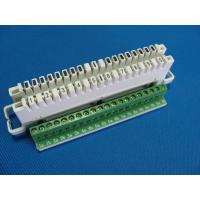 Buy cheap ADC Disconnection Module 7004 2 001-01krone LSA-PLUS with Screw Terminals product