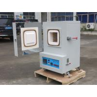 China Small Volume Micro Computer Type High Temperature Muffle Furnace / Oven on sale