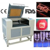 China China Dongguan Laser Engraving Machine Price with CE and FDA 900*600mm on sale