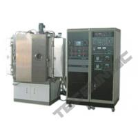 China TECSUN box-type vacuum magnetron sputtering coating machine on sale