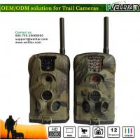 Quality External antenna gprs hunting trail camera 940/850nm LEDs for sale