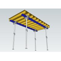 Quality Timber Beam H20 Concrete Slab Formwork Systems For Building Exterior Wall for sale