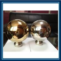 China gold stainless steel ball on sale