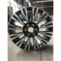 Buy cheap 20 Inch 6 Holes Replica Alloy Wheels High Polished 139.7 PCD For NISSAN product