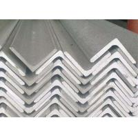 Quality 201 / 304 Stainless Steel Angle , Construction Stainless Steel Equal Angle Bar for sale