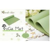 Quality Natural Rubber Yoga Mat for sale