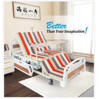 Buy cheap Hospital Used Electric Home Nursing Bed For Patient Care Nursing Bed product