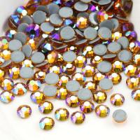 Quality Heat Fix Low Lead MC Rhinestone For Clothing Customized Size And Color for sale