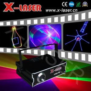 China DMX And ILDA Interface 500mw RGB Laser Light/ Dj Lighting/Laser Show System/Disco Light on sale