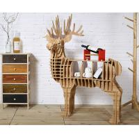 Quality Wonderful Fashion 3D MD Shop Display Shelving With Different Animal Shape for sale