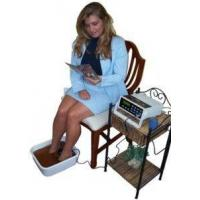 Quality Dual detox foot spa with LCD for sale