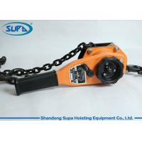 Quality HSH Manual Chain Hoist Chain Sling Type 3m Lifting Height 1 Year Warranty for sale