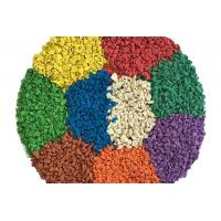 Quality High Flexibility EPDM Rubber Granules For Environmental Protection Material for sale