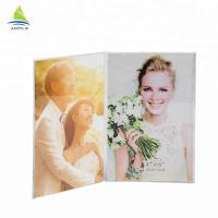 Quality New Style acrylic block picture frames  Hot Double Sided Acrylic Mount funny photo frame for sale