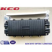 Quality KCO-H44280 288 Cores Optical Fiber Splice Closure Joint Box 8 Ports 4in 4out PC Material for sale