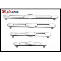 Silver Kitchen Cabinet Handles And Knobs , Zinc Arcylic Stone Glass Drawer Knobs