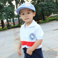 Quality free sample!fashion design child clothes islamic t-shirt kids branded clothing wholesale for sale