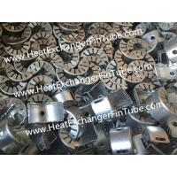 Quality Heat Exchanger Galvanized Sheet Circular L/LL/KL Type Fin Tube Supports for sale