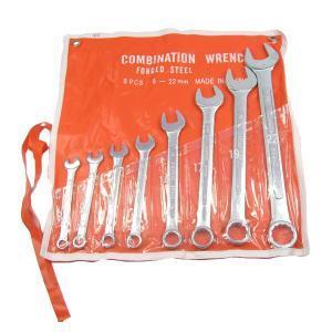 China 8PC Diamond Brand Combination Wrench Set (WTSW031) on sale