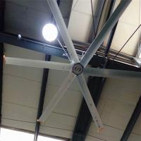 Small Size Workshop Ceiling Fans .5m 8 Ft Diameter With Low Energy Consumption