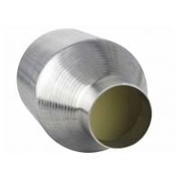 Quality Euro 3/4/5 Emission Standard 51mm 57mm 64mm Car Exhaust Catalytic Converter for sale