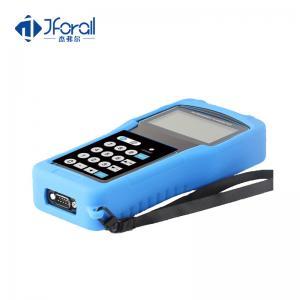 Quality Waterproof Handheld Ultrasonic Water Flow Meter Built In Rechargeable Battery for sale