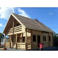 Buy Tropical Moisture Ventilation Overwater Bungalow / Wooden Water Bungalow Houses at wholesale prices